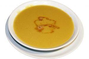 zelerova polievka