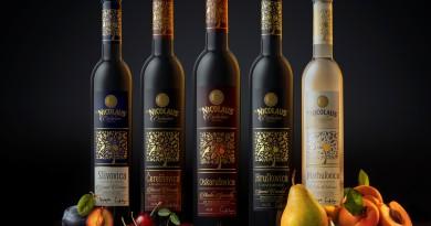 ST.NICOLAUS prináša na trh exkluzívnu edíciu ovocných destilátov