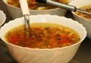 Príliš mastná polievka? Napravte to
