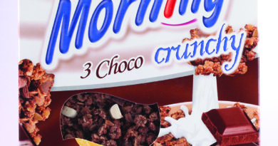 Lidl novinka:Chrumkavé a čokoládové ráno sMorning crunchy