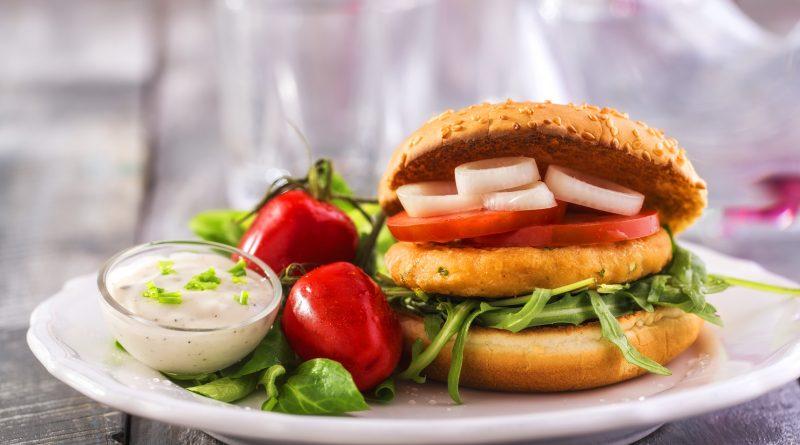 recept foto TOFUburger