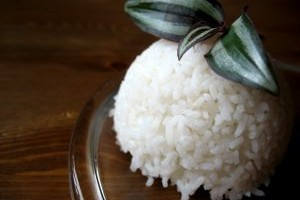 Dusená ryža