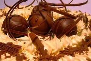Fotonávod: Čokoládové ozdoby