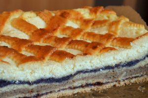 Štedrovečerný koláč (štedrák)