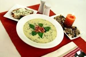 Sedliacka zemiaková polievka