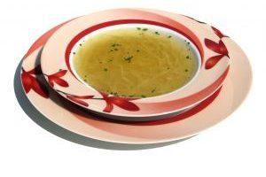 Blesková polievka