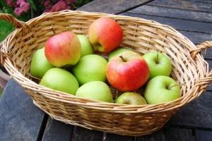 Jablková polievka