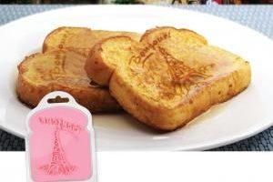 Toast s Eifelovkou