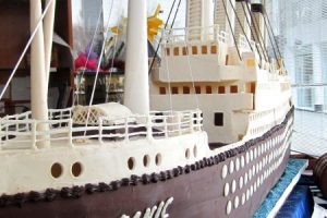 Čokoládový Titanic