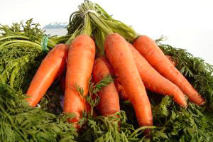 mrkvové rizoto
