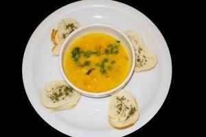 Jemná polievka