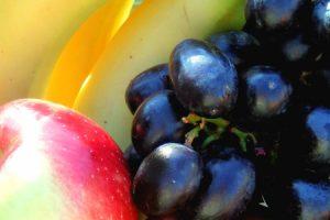 Ovocie vyprážané v palacinkovom cestíčku