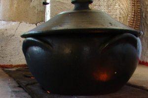 Chalupárska hubová polievka