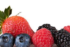 Tvarohový koláč s letným ovocím