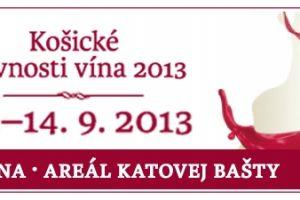 Slávnosti vína v Košiciach