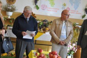 Krásne ovocie a zelenina na výstave záhradkárov na Zobore