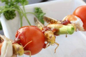 Vyskúšajte, ako chutí hmyz. Je to budúcnosť nášho jedálnička?