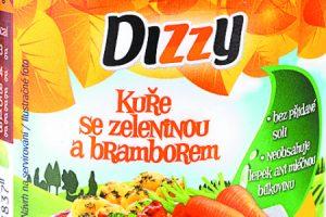Lidl pre najmenších: Dizzy – nové detské výživy s hydinovým mäsom