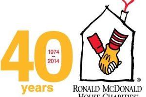 Ronald McDonald House Charities pomáha chorým deťom a ich rodinám už 40 rokov