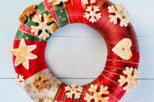 Penam tip: Pripravte si netradičné vianočné vence sami