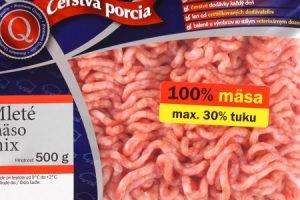 Lidl tip: Mleté mäso zvíťazilo v nezávislom teste kvality