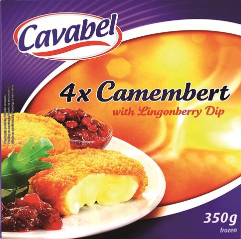 Cavabel 4x Camembert small