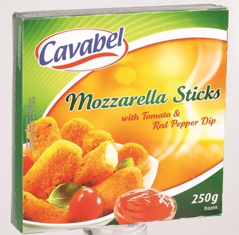 Mozzarella Sticks - small