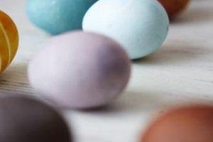 Tip na maľované vajíčka