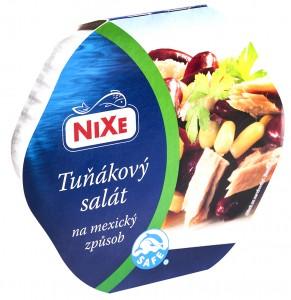 Nixe Tuniakovy sala na mexicky sposob