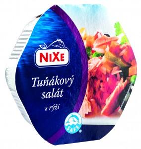 Nixe Tuniakovy salat s ryzou