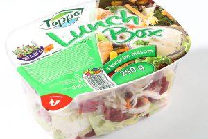 Lidl novinka:  Chutný Lunch Box pre rýchle občerstvenie