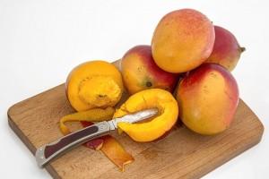 Mangové knedlíčky