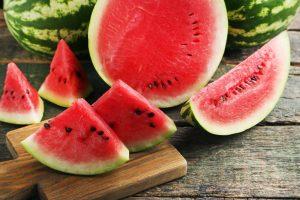 Červený melón pre vaše zdravie