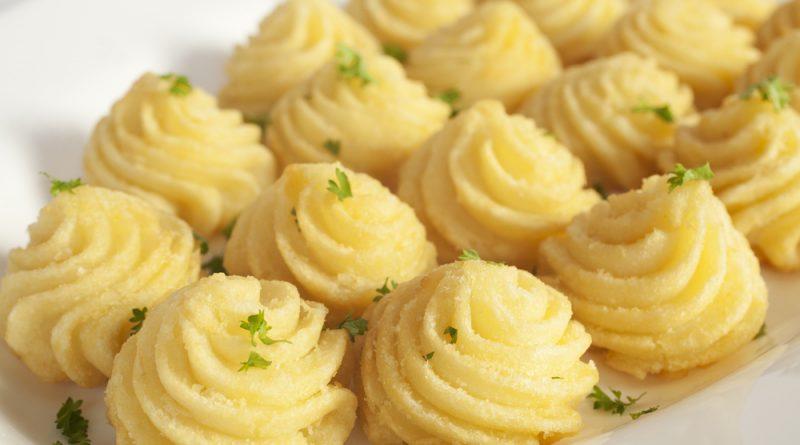 zemiakové pusinky