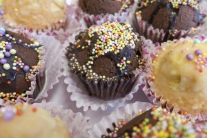 Rozdiel medzi cupcakes a muffinami