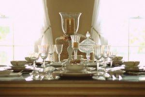 Slávnostné stolovanie