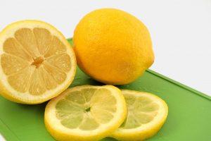 Kurča na citrónoch