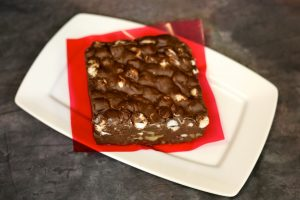 Chrumkavá čokoláda