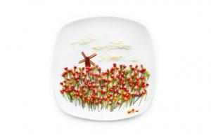 Kreativita na tanieri