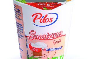 Lidl novinky: Mlieko a smotana s nižším obsahom laktózy