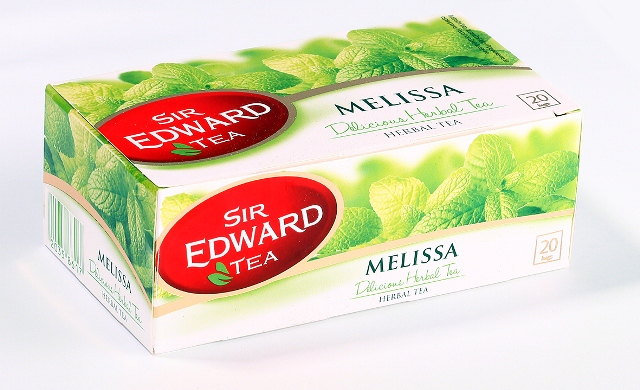 Sir Edward Tea Melissa - small