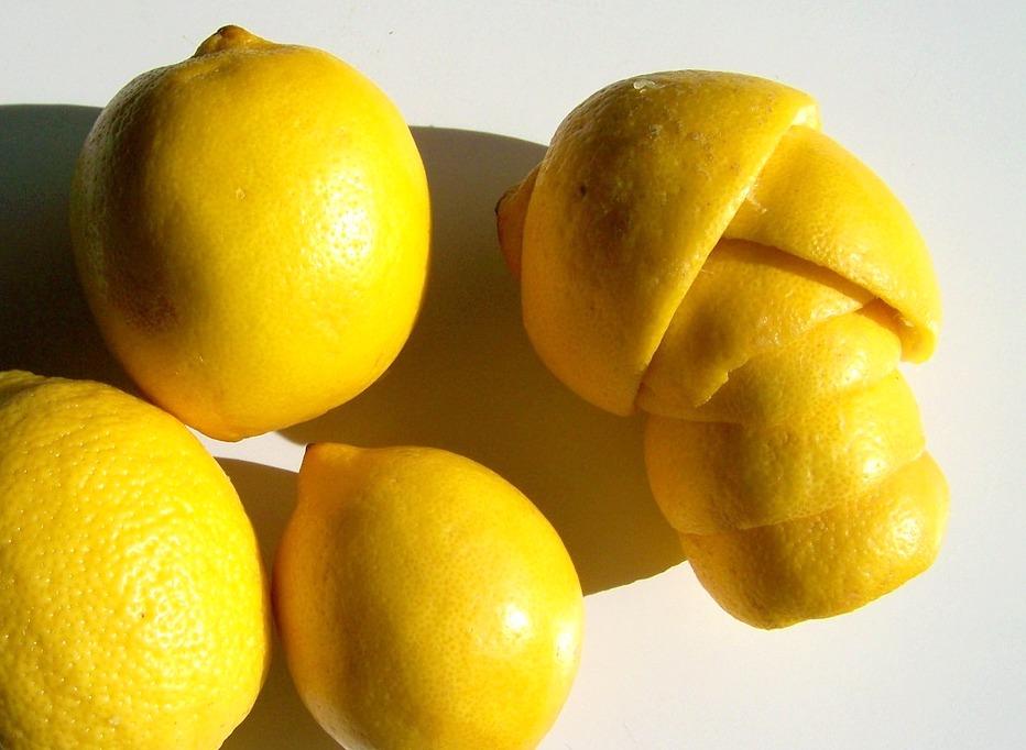 citrónové kuracie prsia