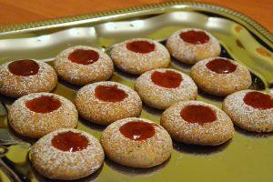 Orechovo-makové keksíky