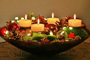 4 vianočné tipy, ako si skrášliť dom ozdobami zo sušeného ovocia