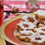 Pomarančové vianočné koláčiky - vianočné koláčiky