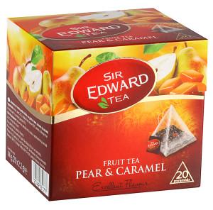 Sir Eward Tea hruska a karamel