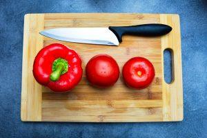 Starajte sa o kuchynské nože