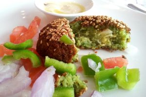 Brokolicové fašírky