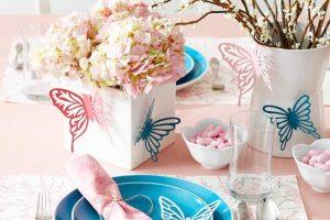 Inšpirácie na jarné stolovanie