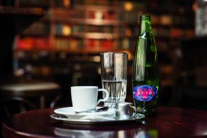Voda a káva sú nerozlučnou dvojicou